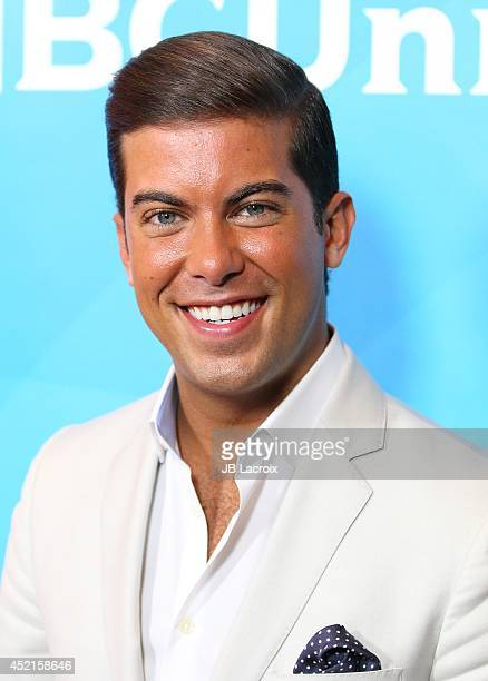 Luis Ortiz attends the 2014 Television Critics Association Summer Press Tour NBCUniversal Day 2 held at the Beverly Hilton Hotel on July 14 2014 in...