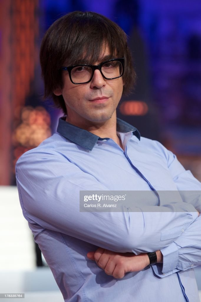 Luis Piedrahita attends the 'El Hormiguero 3.0' new season presentation at the Vertice Studio on August 29, 2013 in Madrid, Spain.