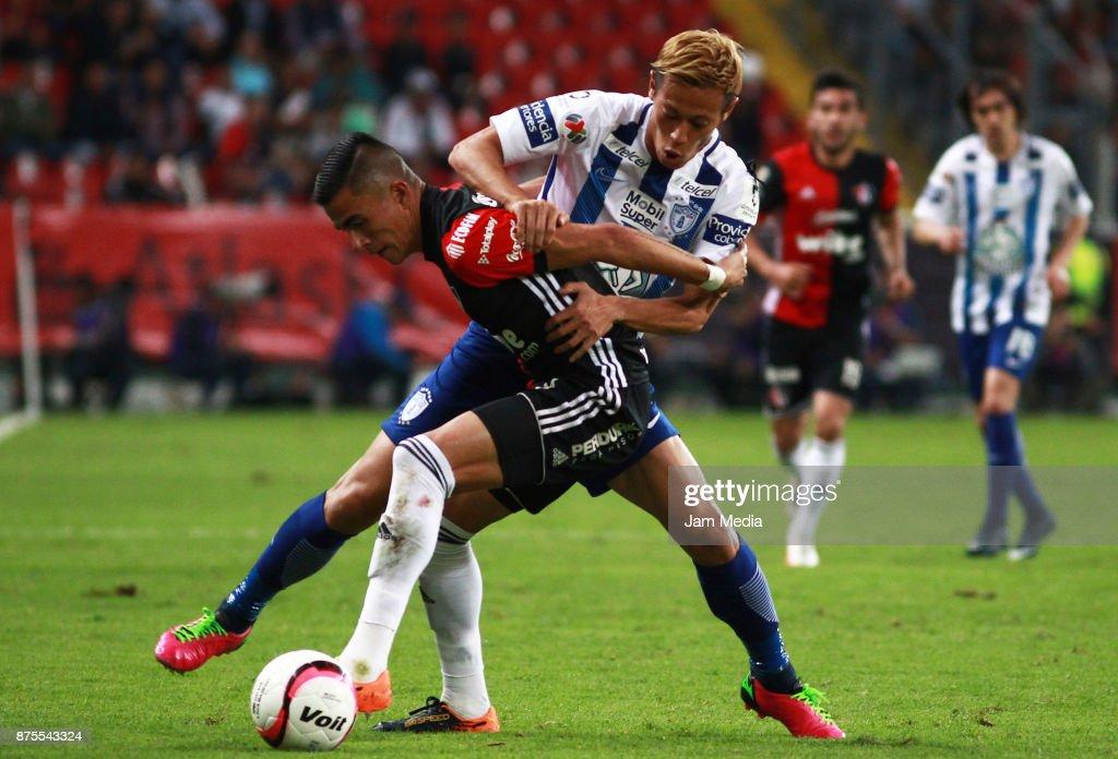 Atlas v Pachuca - Torneo Apertura 2017 Liga MX