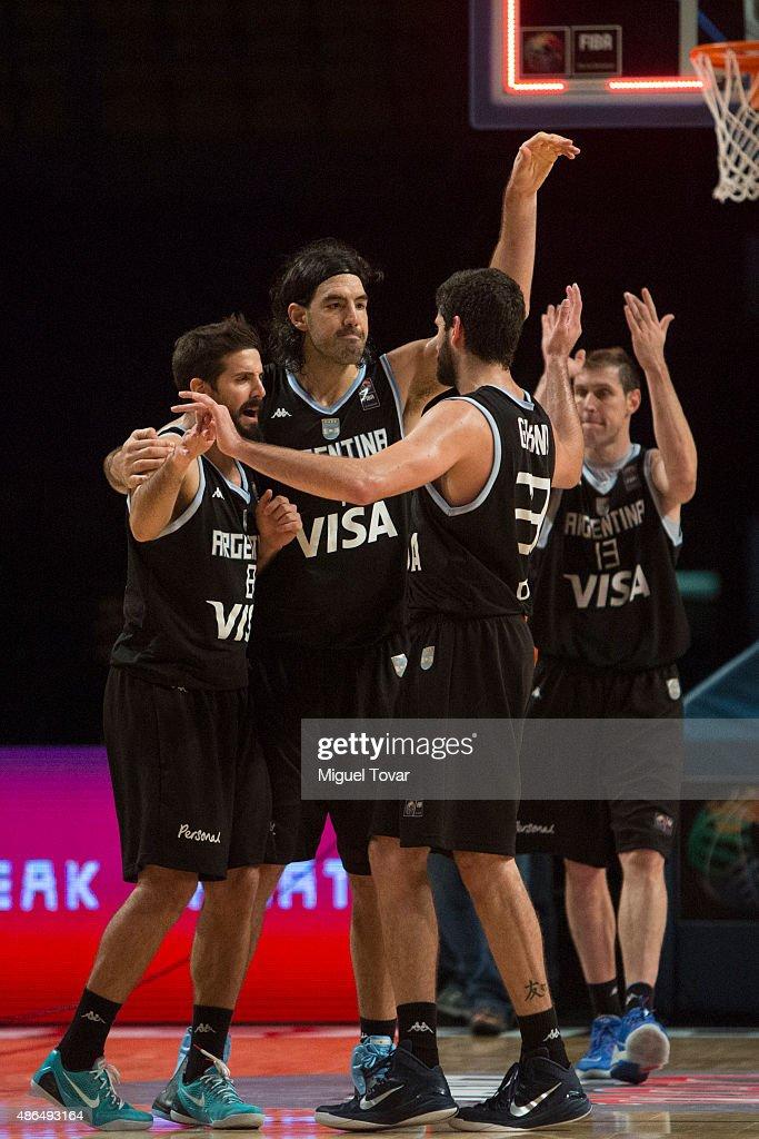 FIBA Americas Championship Mexico 2015 - Day 5