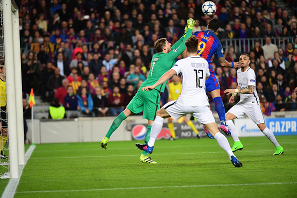 Fc Barcelona v Paris Saint-Germain - Uefa Champions League Round of 16 : Second Leg : News Photo