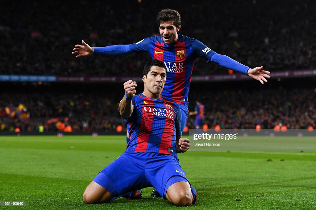 Barcelona v Athletic Club - Copa del Rey: Round of 16 Second Leg