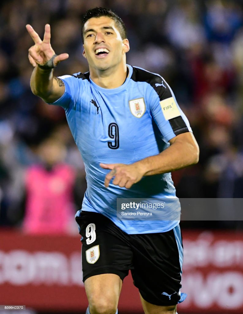 2018 bmw wentworth. delighful bmw luis suarez of uruguay celebrates after scoring his teamu0027s third goal  during a match between and 2018 bmw wentworth 0