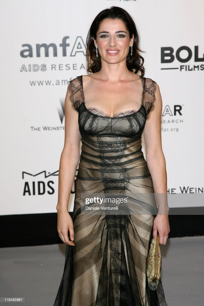 Luisa Ranieri at amfAR's Cinema Against AIDS event presented by Bold Films the M*A*C AIDS Fund and The Weinstein Company to benefit amfAR