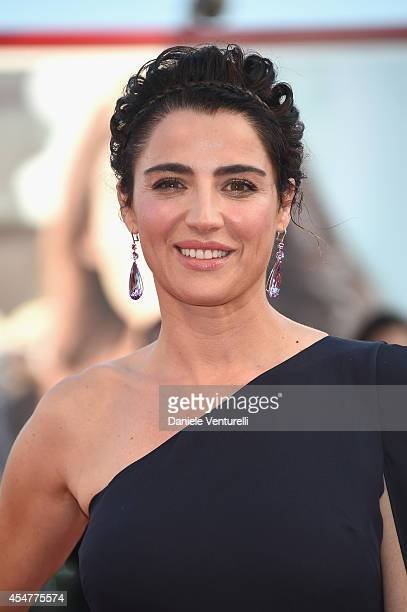 Luisa Ranieri attends the Closing Ceremony during the 71st Venice Film Festival at Sala Grande on September 6 2014 in Venice Italy