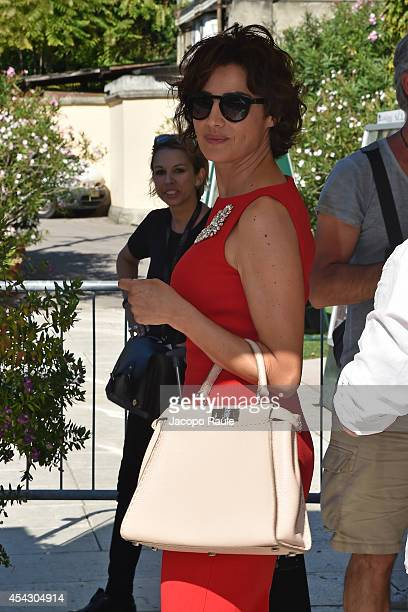 Luisa Ranieri is seen during The 71st Venice International Film Festival on August 28 2014 in Venice Italy