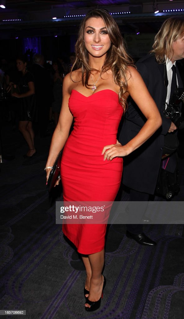 Luisa Zissman attends the London Lifestyle Awards at the Troxy on October 23, 2013 in London, England.