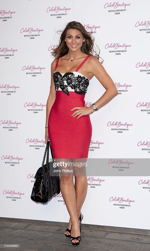 <a gi-track='captionPersonalityLinkClicked' href=/galleries/search?phrase=Luisa+Zissman&family=editorial&specificpeople=11123427 ng-click='$event.stopPropagation()'>Luisa Zissman</a> attends the store launch party at CelebBoutique, Westfield Stratford City on July 25, 2013 in London, England.