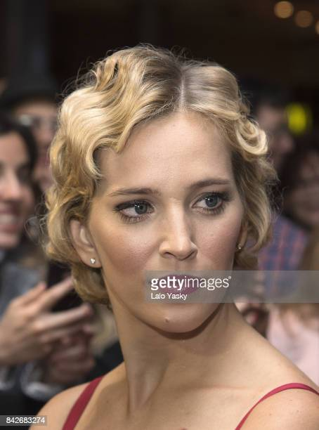 Luisana Lopilato attends the ''Los Que Aman Odian' premier at the Dot Shopping Cinema on September 4 2017 in Buenos Aires Argentina