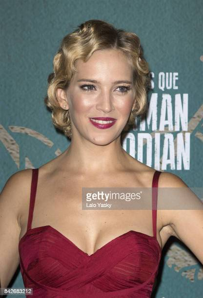 Luisana Lopilato attends the ''Los Que Aman Odian' premiere at the Dot Shopping Cinema on September 4 2017 in Buenos Aires Argentina