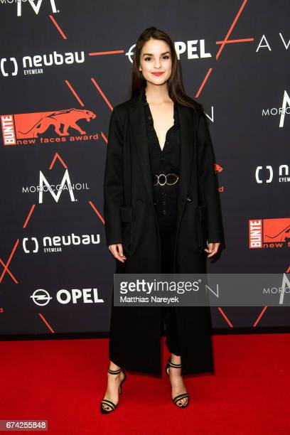 Luise Befort attends the New Faces Award Film at Haus Ungarn on April 27 2017 in Berlin Germany
