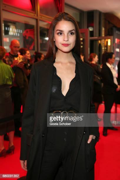 Luise Befort during the New Faces Award Film at Haus Ungarn on April 27 2017 in Berlin Germany