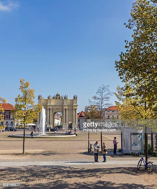 Luisenplatz, Potsdam, Germany