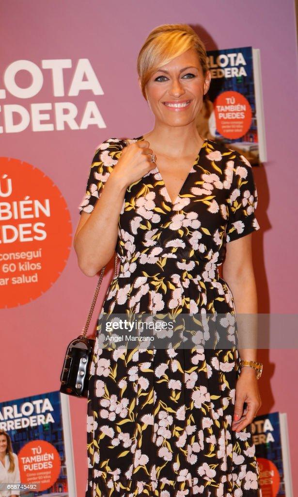 Carlota Corredera Presents Her Book 'Tu Tambien Puedes'