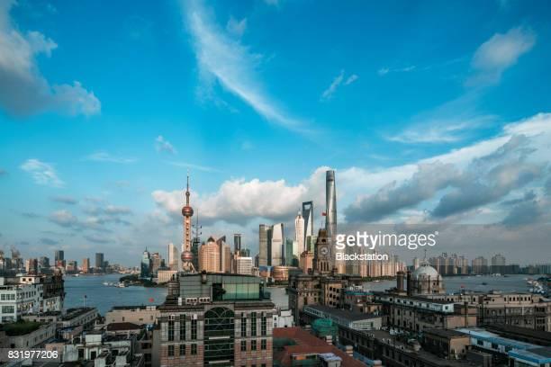 Lujiazui Finance& Trade Zone, Pudong, Shanghai