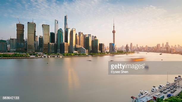 Lujiazui Shanghai.