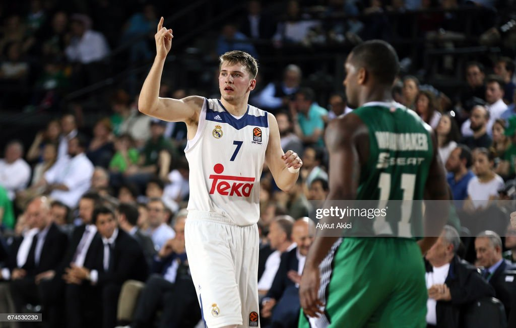 Darussafaka Dogus Istanbul v Real Madrid - Turkish Airlines Euroleague Play Off Leg Four