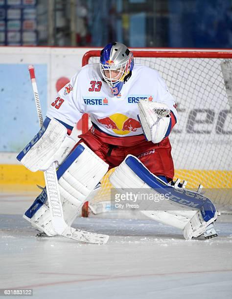 Luka Gracnar of EC Red Bull Salzburg during the action shot September 16 2016 in Salzburg Austria