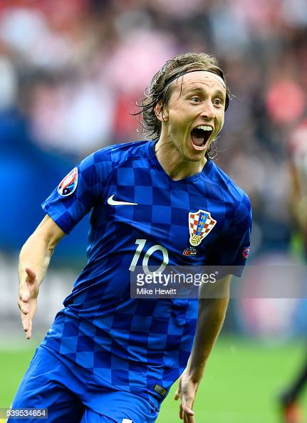 Luka Modric Stock Photos and Pictures | Getty Images