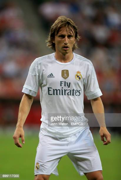Luka Modric Real Madrid