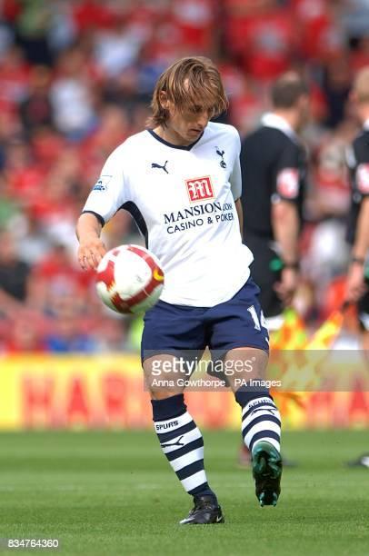 Luka Modric Tottenham Hotspur