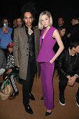 Roberto Cavalli - Front Row - Milan Fashion Week...