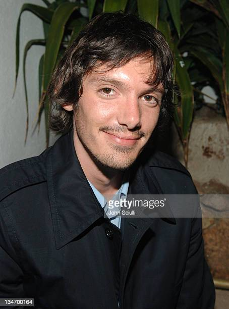 Lukas Haas during 2005 Cannes Film Festival Jana Water Presents Party Inside at The Manray House in Cannes France