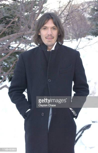 Lukas Haas during 2005 Sundance Film Festival 'Brick' Premiere at Racquet Club in Park City Utah United States