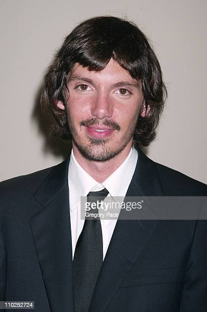 Lukas Haas during 'Last Days' New York City Premiere Inside Arrivals at The Sunshine Theatre in New York City New York United States