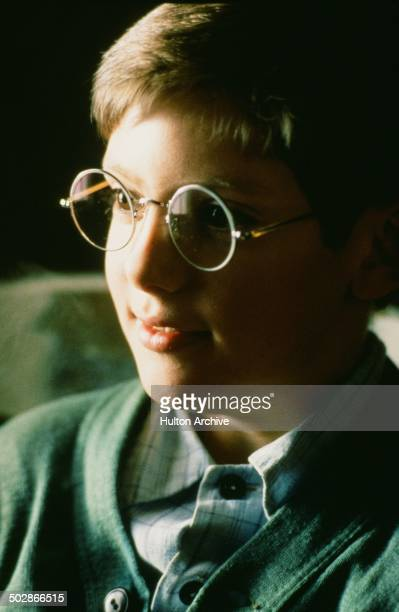 Lukas Haas looks on in a scene from the movie 'The Wizard of Loneliness' circa 1988