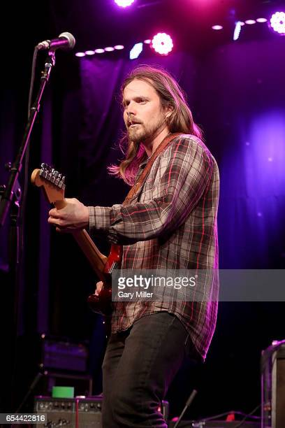 Lukas Nelson and Promise of the Real perform in concert during the Luck Reunion at Luck Texas on March 16 2017 in Spicewood Texas