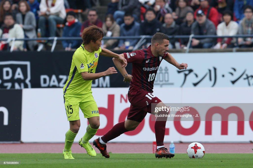 Vissel Kobe v Sanfrecce Hiroshima - J.League J1