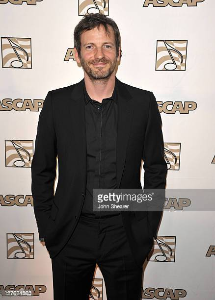 Lukasz 'Dr Luke' Gottwald arrives to the 28th Annual ASCAP Pop Music Awards at the Grand Ballroom at Hollywood Highland Center on April 27 2011 in...