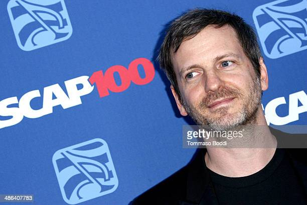 Lukasz Gottwald aka Dr Luke attends the 2014 ASCAP Pop Awards held at the Lowes Hollywood Hotel on April 23 2014 in Hollywood California
