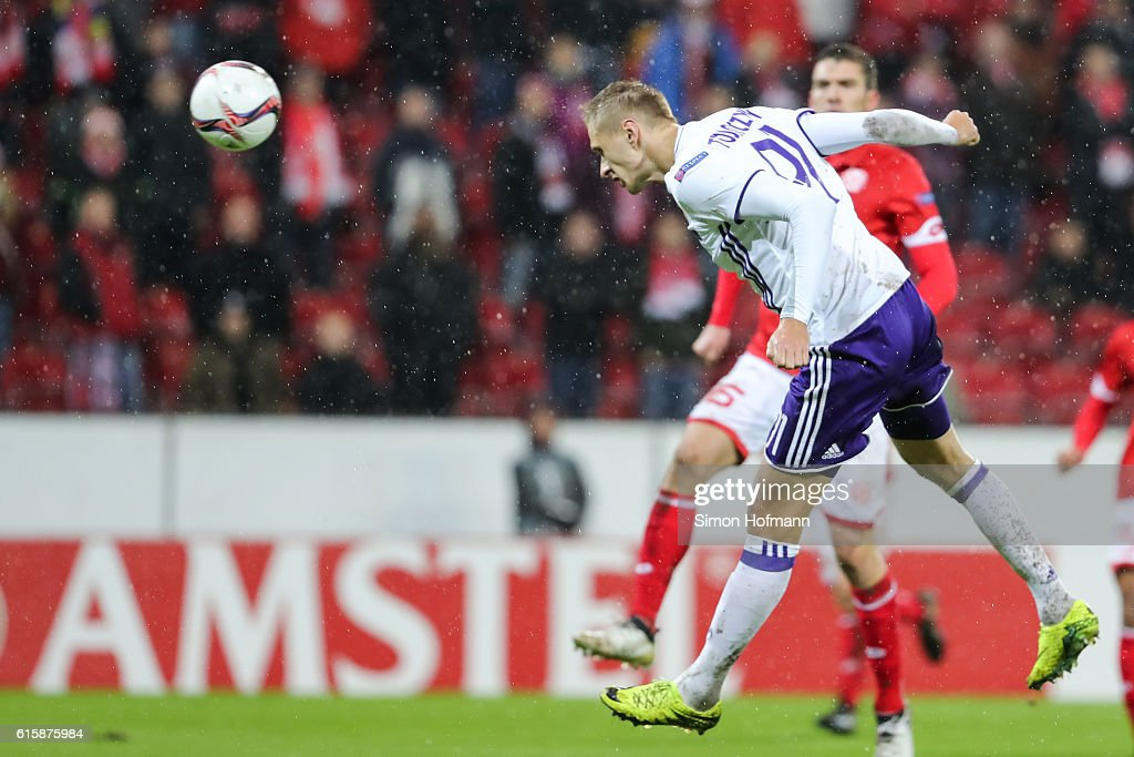 1. FSV Mainz 05 v RSC Anderlecht - UEFA Europa League : News Photo
