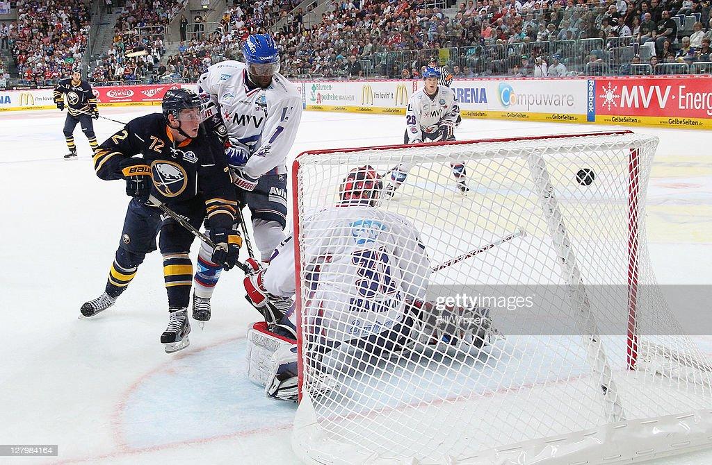 Buffalo Sabres v Adler Mannheim - NHL Pre-Season