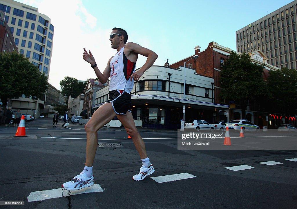 Australian 20K Road Walk Championships