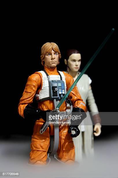 Luke and the Uncertain Future