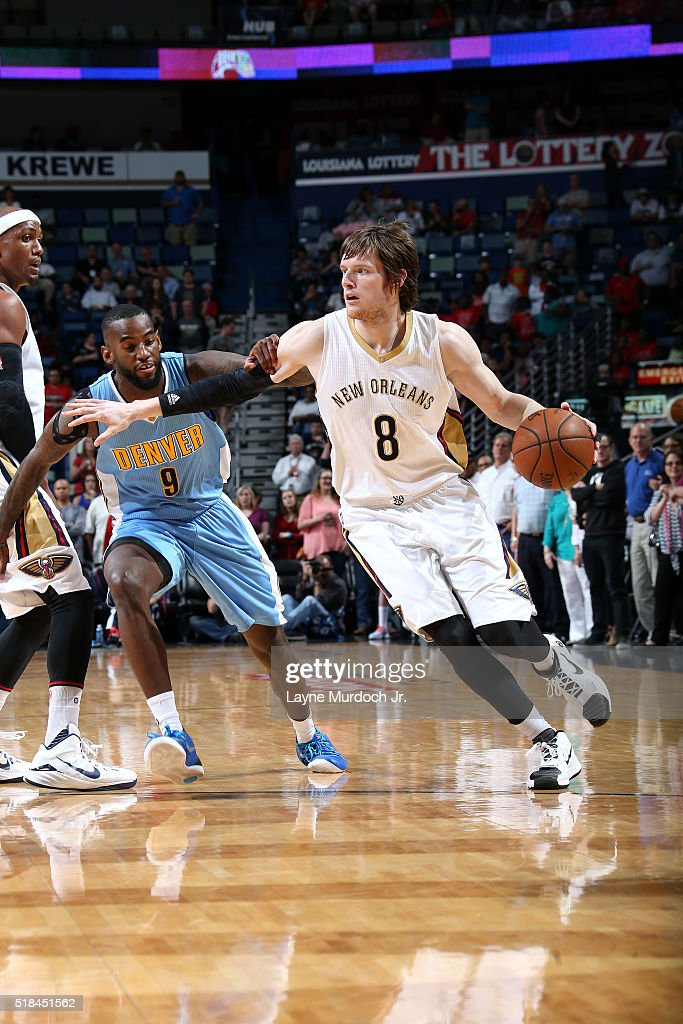 Denver Nuggets v New Orleans Pelicans