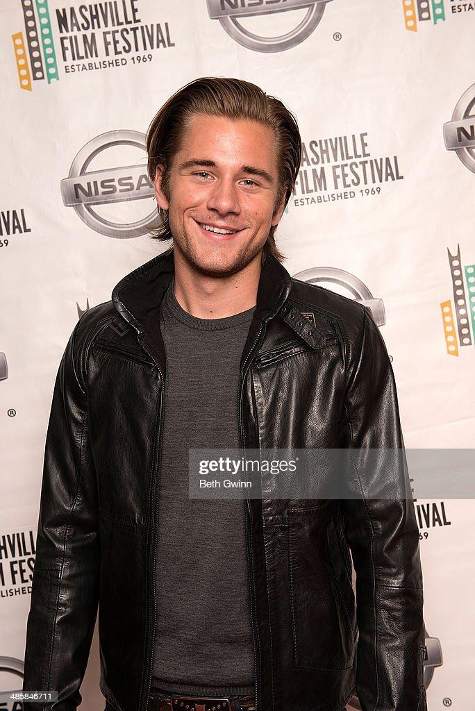 Luke Benward Family 2014 Nashville Film Festiva...