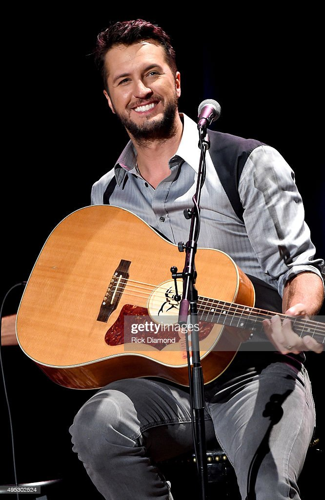 Country Music Hall Of Fame And Museum Presents An Interview And Performance With Luke Bryan