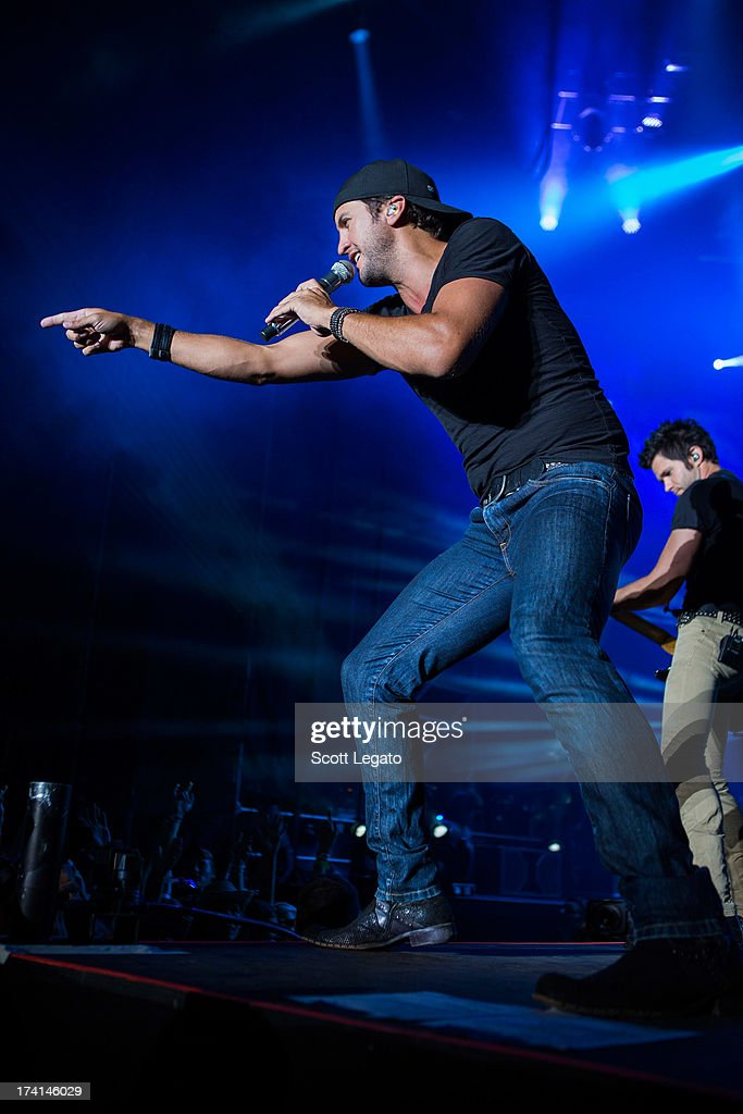 Little Big Town perform at Faster Horses Festival Scott Legano/Getty ...