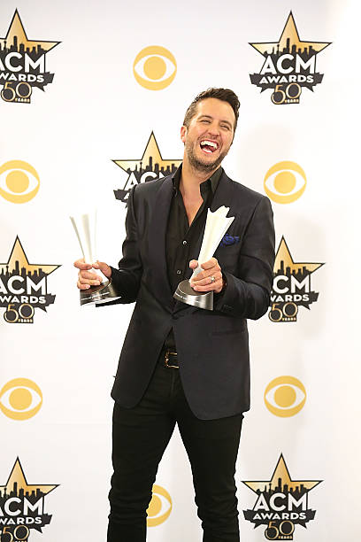50th academy of country music awards press room photos for Academy of country music award for video of the year