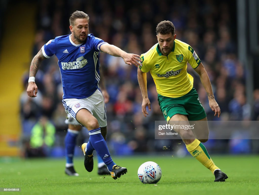 Ipswich Town v Norwich City - Sky Bet Championship