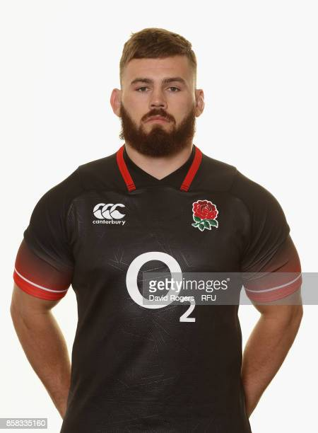 Luke CowanDickie of England poses for a portrait at The Lensbury on August 5 2017 in Teddington England