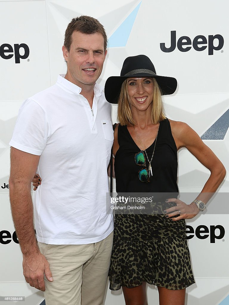 Celebrities Attend The Portsea Polo Event