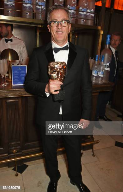 Luke Davies attends The Weinstein Company Entertainment Film Distributors Studiocanal 2017 BAFTA After Party in partnership with Ben Sherman Kat...