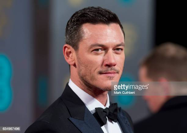 Luke Evans attends the 70th EE British Academy Film Awards at Royal Albert Hall on February 12 2017 in London England