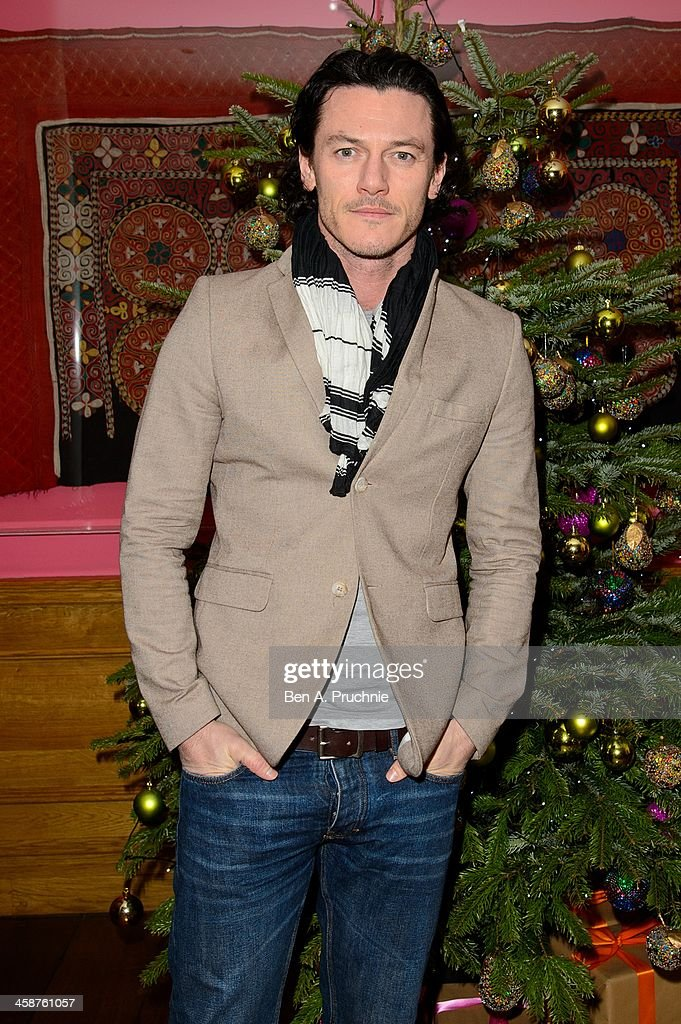 Osage County drinks & screening at Soho Hotel on December 21, 2013 in London, England.