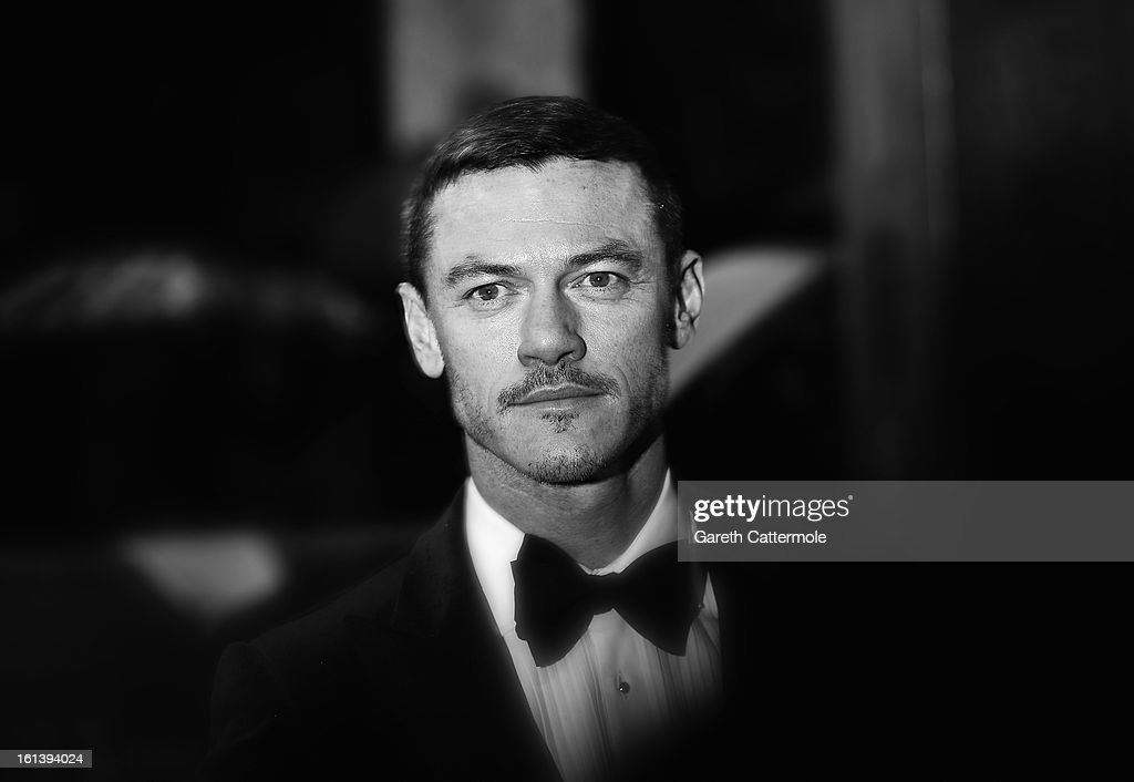 Luke Evans attends the EE British Academy Film Awards at The Royal Opera House on February 10, 2013 in London, England.